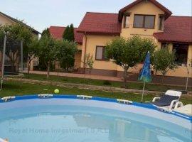 NOU | Casa Impecabila | 6 Camere | Zona Saftica | Teren 900 MP