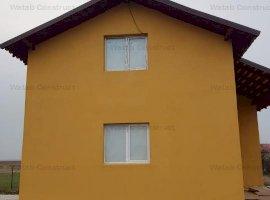 Casa de vanzare 4cam teren 360mp  Nou Buturugeni/Giurgiu