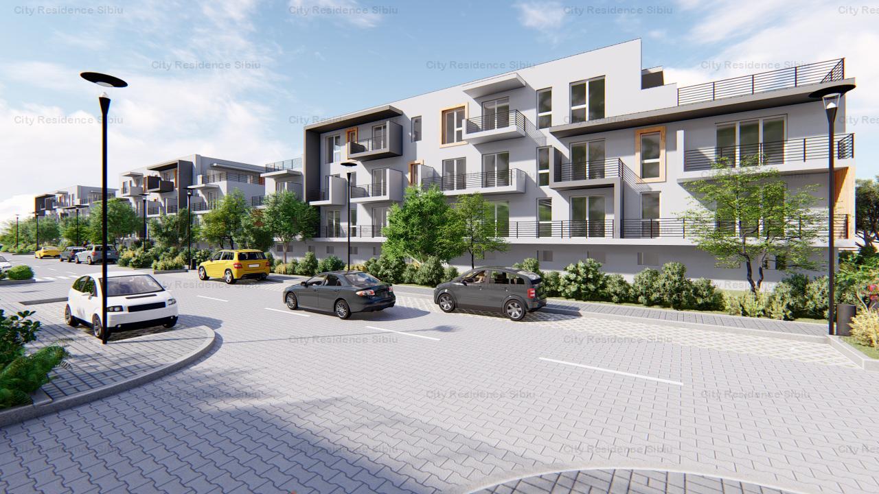 Apartament 3 camere | Arena Village | Etaj retras | Tip 6