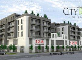 Apartament 3 camere | Model Tip 1 | 63.77 mp | 12 B