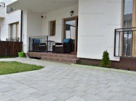 Apartament de lux 2 camere + gradina zona Calea Cisnadiei