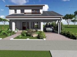 Casa moderna Calea Cisnadiei