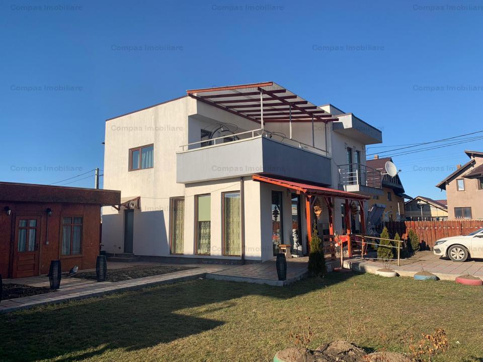 Vila Moderna Zona Dumbrava Rosie