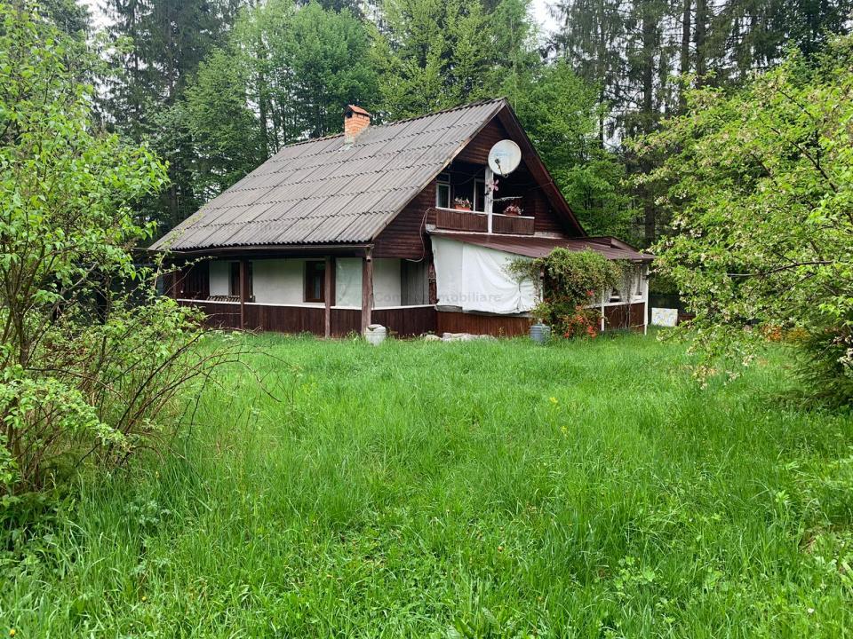 Casa De Vacanta Schitul Tarcau