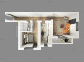 Apartament 2 camere in Trivale City | TC3 DF3