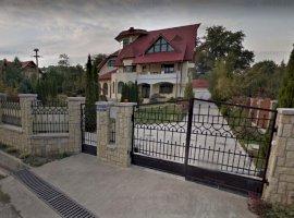 Vila superba cu 9 camere in Breaza, Prahova