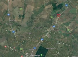 Teren extravilan in suprafata de 86.867 mp, inscris in CF nr. 400589, situat in Giarmata, judet Timi