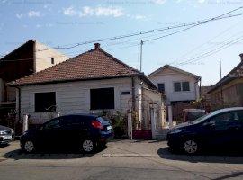 Casa si spatiu industrial in Satu Mare