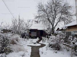 Vanzare casa si teren de 1006 mp in Puchenii Mari,sat Pietrosani, Prahova.