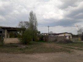 Teren 86.319 mp cu constructii Pestisu Mare, Hunedoara