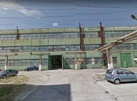 Spatiu Industrial + Depozit - Fagaras