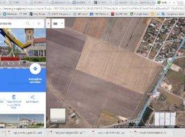 teren extravilan Tuzla s=5.000 mpla iesirea spre Mangalia
