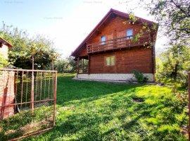 Casa de vacanta cu 571 mp de teren in Tocile Sibiu
