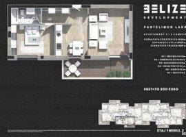 Apartament 2 Camere pe malul Lacului Cernica Terasa 13 MP