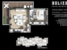 Apartament 2 Camere pe malul Lacului Cernica Terasa 27 mp
