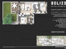 Apartament 3 Camere pe malul Lacului Cernica Terasa 50 mp