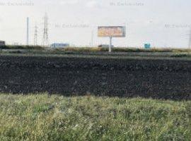 Comision zero - Teren AUTOSTRADA - zona in plina dezvoltare!