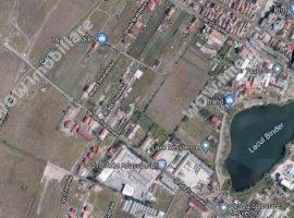 Vanzare teren constructii 20000 mp, Piata Cluj, Sibiu