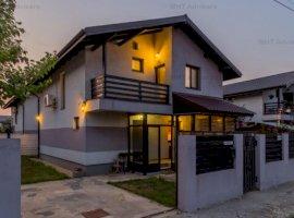 Berceni-Ciulini - Vila 3 dormitoare - complet finisata, drum asfaltat