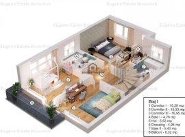 Casa tip A ,5 camere Pipera