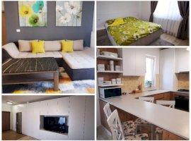 Apartament cu 2 camere mobilat si utilat in Giroc!
