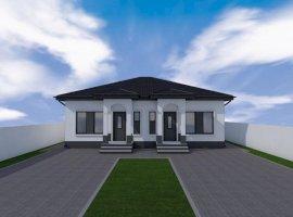 Duplex cu 3 camere in Mosnita Noua !