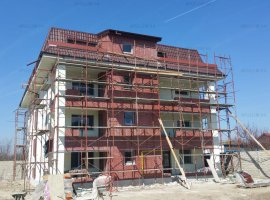 De vanzare apartament 2 camere pe Sos Alexandriei, cu o suprafata de 58,98 mp + curte de 121,66mp