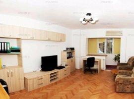 Cismigiu - Sala Palatului   Apartament 3 camere semidecomandat