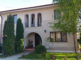 Vila in Domnesti la 2,5km de  centura Bucurestiului, P+1+Pod, 266mp, teren 800mp, utilitati.