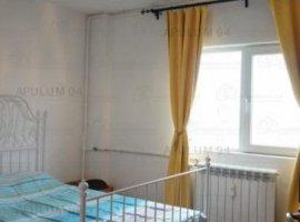 Apartament 2 camere, Turda, 56mp, semidecomandat, etaj 8/8, complet mobilat si utilat