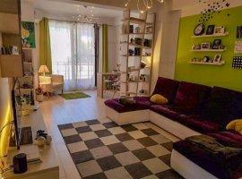 Apartament 3 camere in zona dintre Ion Mihalache si Calea Grivitei, 75mp, etaj 1/5