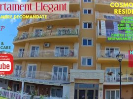 Apartament Elegant cu 2 Camere in Complex Cosmopolis (for RENT)