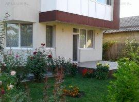 Vila tip dulpex Clinceni, stradal, 5 camere, P+1, finisata la cheie, 120mp utili, teren 250mp.