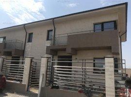 Soseaua Alexandriei, Bragadiru, vila tip duplex, 123mp, teren 250mp, P+1, utilitati