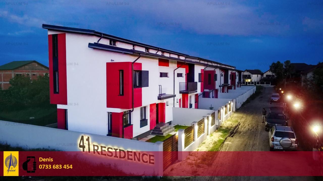 41Residence, Vila P+1+M 130 mp