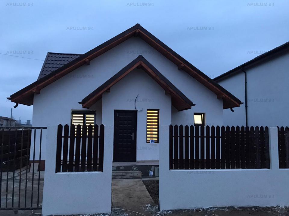 Vila individuala pe parter Ane Villa, 2 camere Domnesti, zona Unitatii Militare