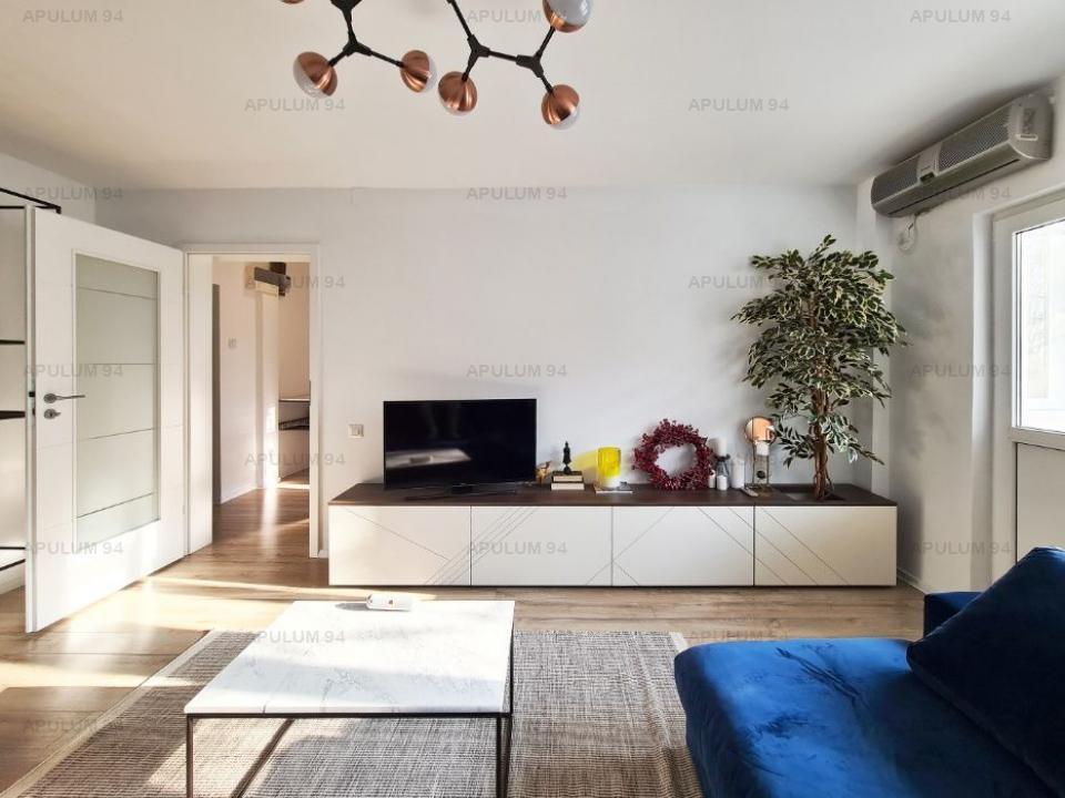Apartament cu 3 camere Lux mobilat si utilat + loc de parcare inclus