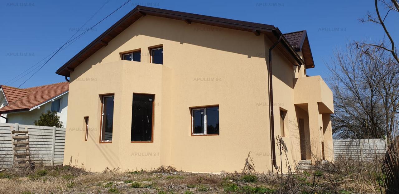 Vila Frumoasa si Solida in Ilfov, la 12 minute de Bucuresti