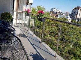 Apartament 3 Camere Superb Mosilor/Dacia  parcare + terasa cu vedere