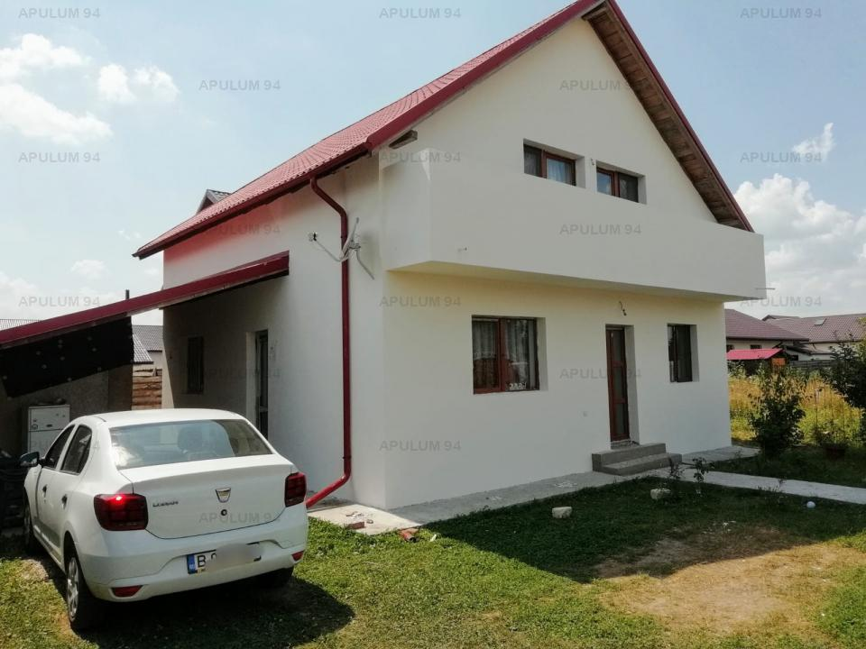 Casa Cocheta cu 5 Camere Terasa 30 mp in Manastirea Crevedia