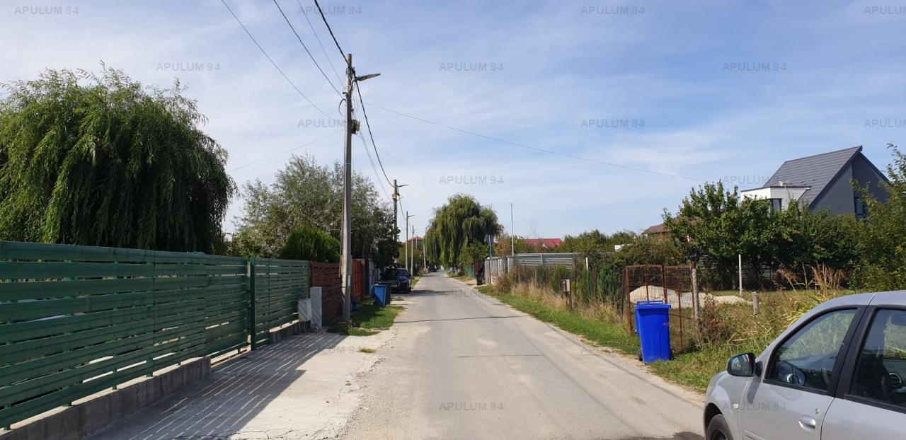 Parcele pentru constructie casa la 10 minute de Bucuresti