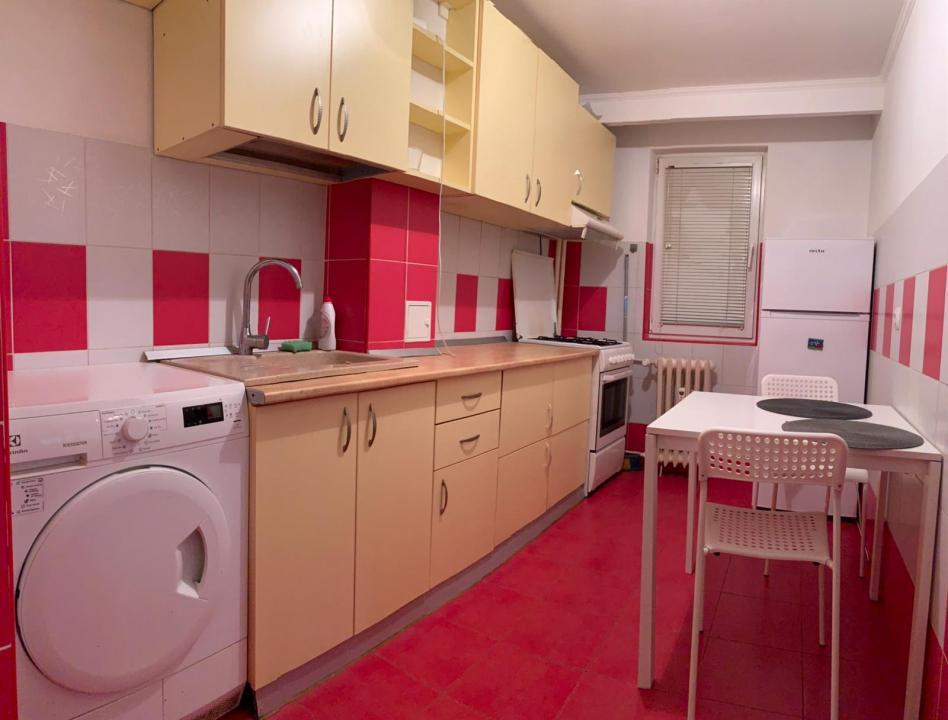 Tei Teiul Doamnei apartament 2 camere mobilat