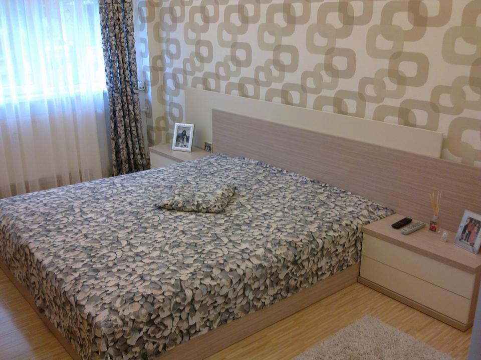 Piata Sudului Oltenitei apartament 2 camere mobilat si utilat complet