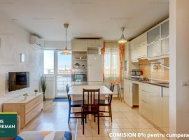 Apartament 2 camere, mobilat si utilat, loc parcare – Vitan
