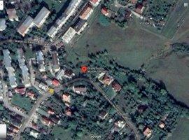 Teren intravilan str Dr. Nicolae Falcoianu, 3124 mp, central,  Campulung Muscel