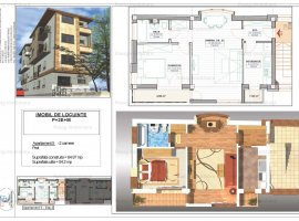 Apartament de 2 camere Mosilor/Eminescu