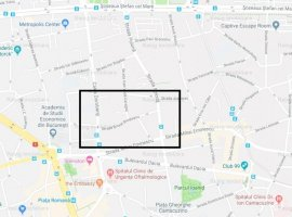 Teren Polona urbanism p+3+4 retras