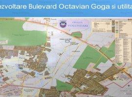 Vanzare teren intravilan, 6300 mp, Voluntari/ Pipera, langa Autostrada A3, pret 80 euro/ mp