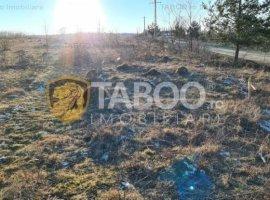 Teren 12634 mp de vanzare zona parcul Industrial Selimbar