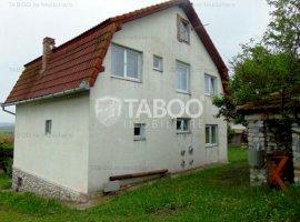 Casa cu 5 camere si 1500 mp teren in Sibiu Daia Noua